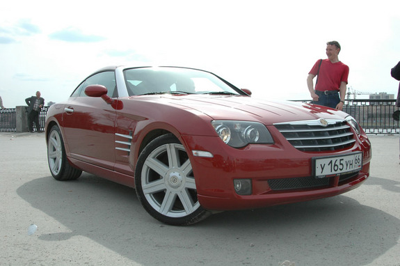 Another Alex_MX 2004 Chrysler Crossfire post... - 7181742