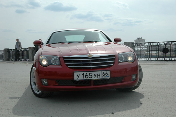 Another Alex_MX 2004 Chrysler Crossfire post... - 7181743