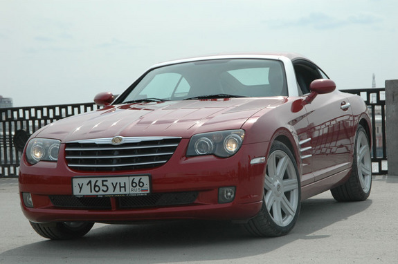 Another Alex_MX 2004 Chrysler Crossfire post... - 7181744