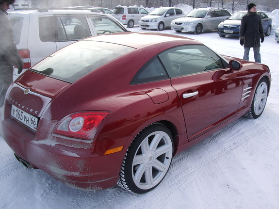 Another Alex_MX 2004 Chrysler Crossfire post... - 7181759