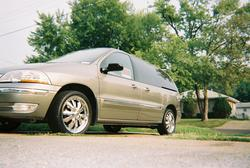 wareboy17 2000 Ford Windstar Passenger