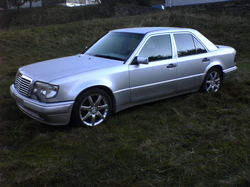 JSL_E500s 1995 Mercedes-Benz E-Class