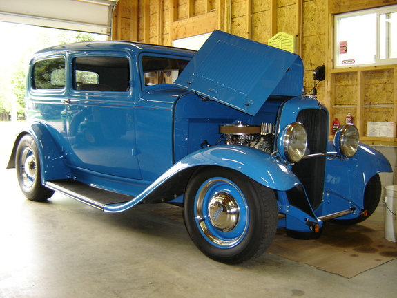 Another lilred289 1932 Ford Model A post... - 7434945