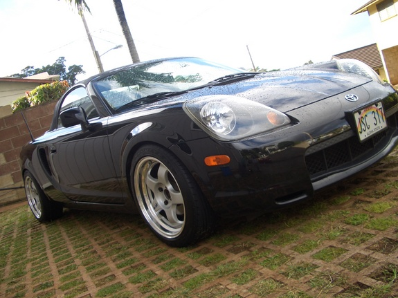 Another roadstar 2001 Toyota MR2 post... - 7259029
