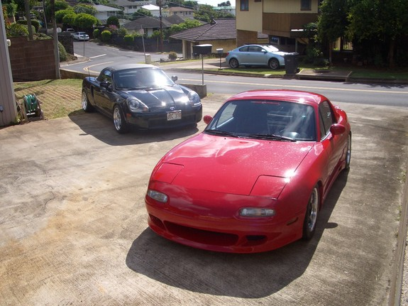 Another roadstar 2001 Toyota MR2 post... - 7259031