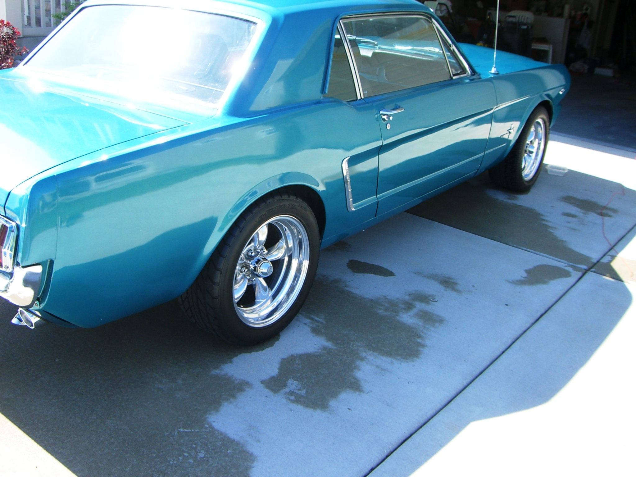 onebad289 1965 Ford Mustang 7407125