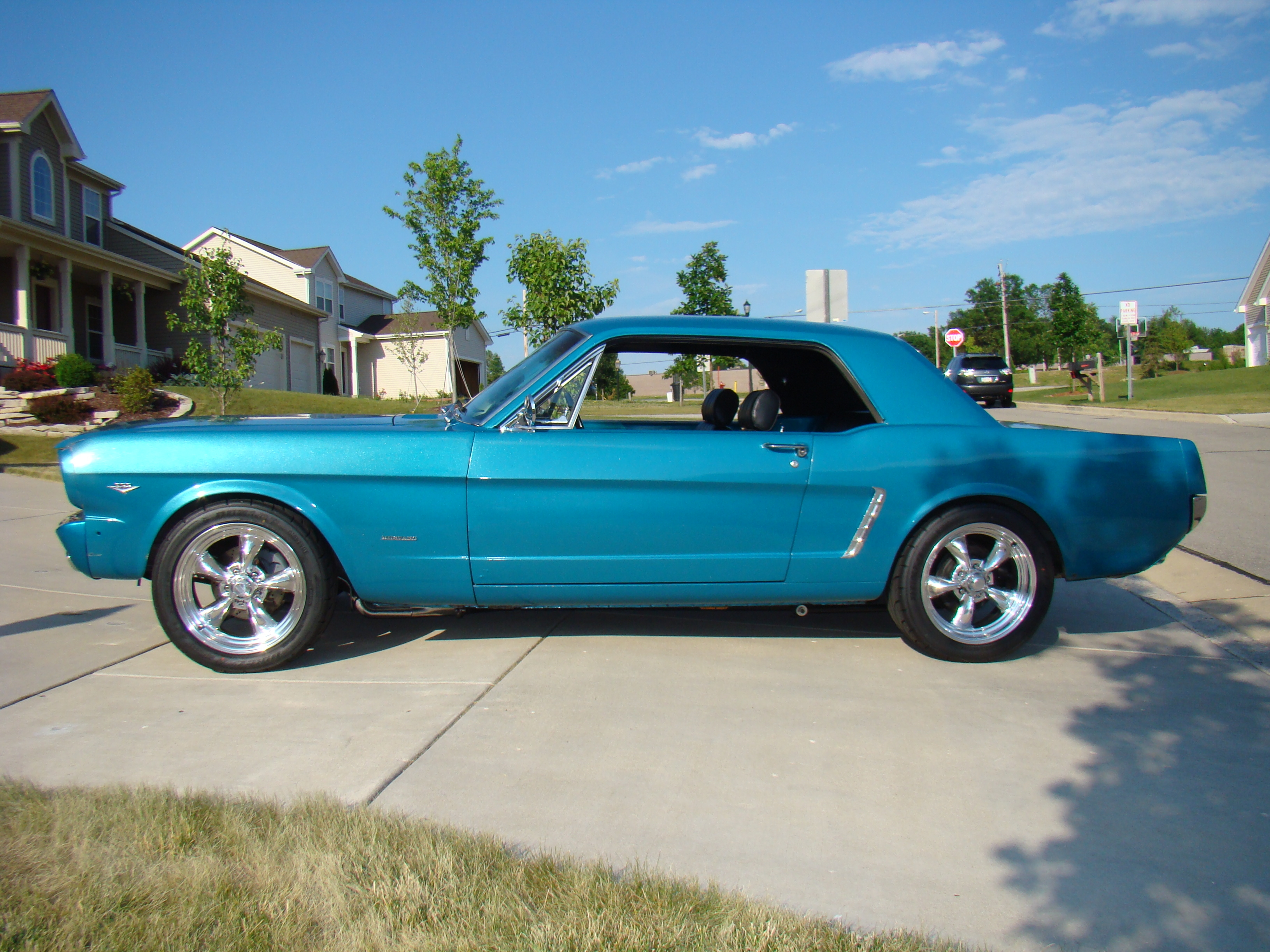 onebad289 1965 Ford Mustang 7407128