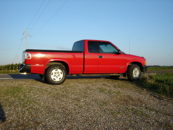 Another lilred289 1994 Chevrolet S10 Regular Cab post... - 7434957
