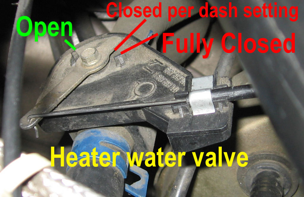 vwvortex com where to get a new heater control valve rh forums vwvortex com Four Seasons Heater Valve GM Heater Control Valve