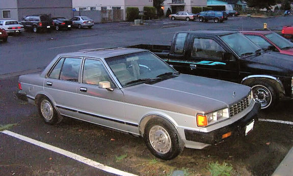 Another xxbart69 1983 Nissan Maxima post... - 7223986
