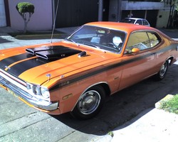 tatankazooo 1972 Dodge Demon