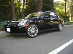 Jacquelinejlos 2004 Infiniti G