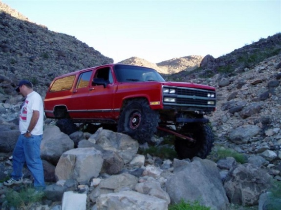 Suburban Rock Crawler : Another chvyhs chevrolet suburban post