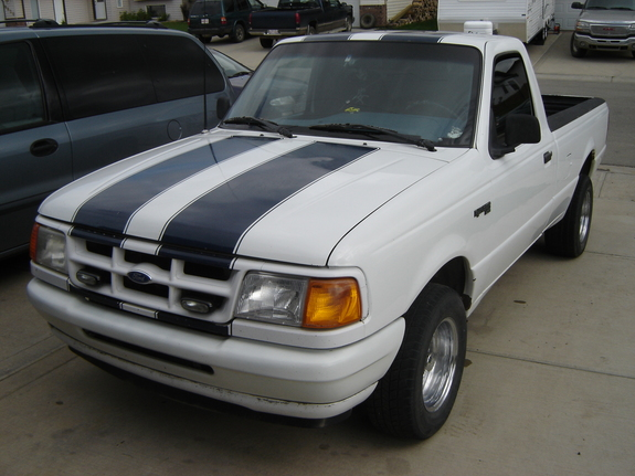 Mr Ames 1994 Ford Ranger Regular Cab Specs Photos