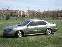 nine4intrepids 2001 Infiniti I