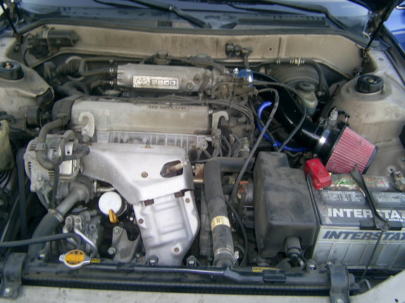 Bluepill 1995 Toyota Camry Specs Photos Modification