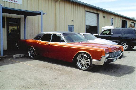 lopez31 1967 Lincoln Continental Specs, Photos, Modification Info at