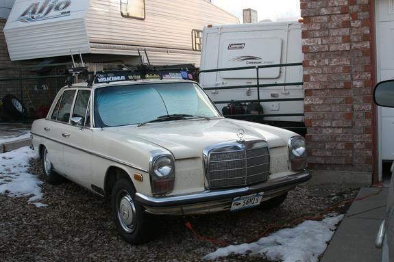 Another funrover 1971 Mercedes-Benz D-Class post... - 7192807