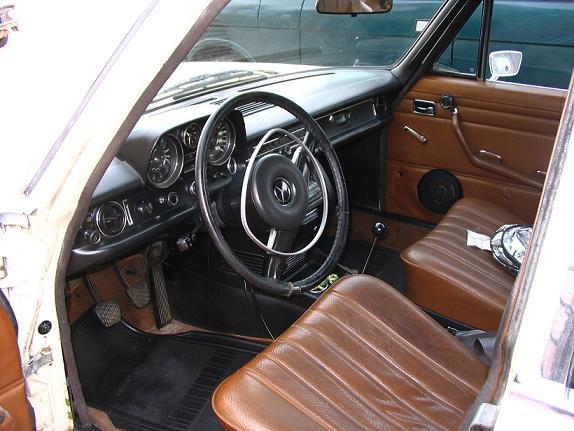 Another funrover 1971 Mercedes-Benz D-Class post... - 7192810