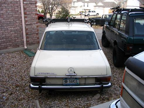 Another funrover 1971 Mercedes-Benz D-Class post... - 7192813