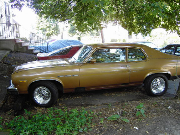 CBrown1973's 1973 Buick Apollo