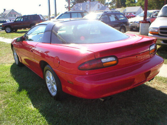 Another MonteHawk 2000 Chevrolet Camaro post... - 7192997