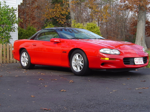 Another MonteHawk 2000 Chevrolet Camaro post... - 7192999