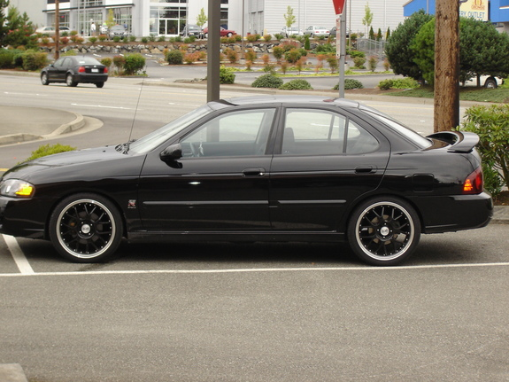 herreradd 2005 nissan sentra specs photos modification info at cardomain. Black Bedroom Furniture Sets. Home Design Ideas