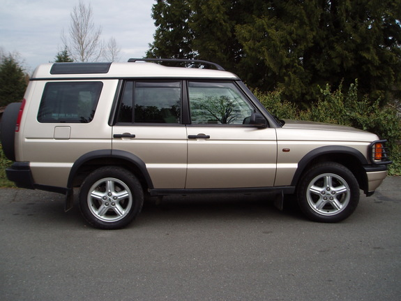 05ctsv 2005 Land Rover Discovery Specs, Photos, Modification Info at