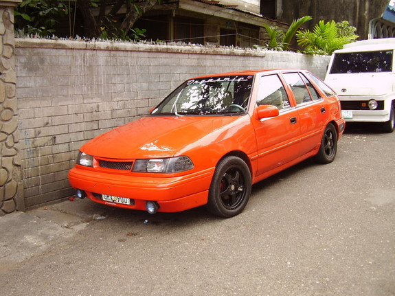 Another orgasmic 1993 Hyundai Excel post... - 7199420