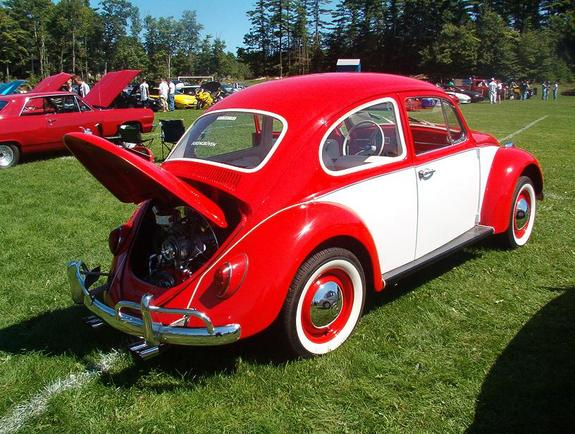Another Alaskan_67vdub 1967 Volkswagen Beetle post... - 7229477