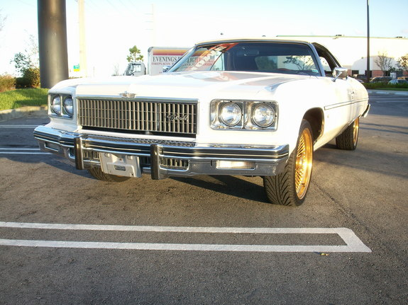 Another SoloCreations 1975 Chevrolet Caprice post... - 7197621