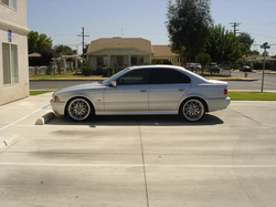 bmw4lfs 2003 BMW 5 Series