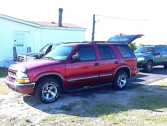 chuchito 2000 Chevrolet Blazer