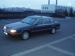 Bensos 1987 Volvo 700-Series