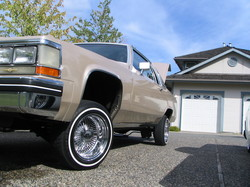 phattycaddy84s 1984 Cadillac DeVille