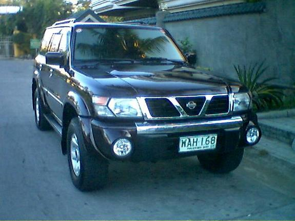Another vinz777 1998 Nissan Patrol post... - 7206625