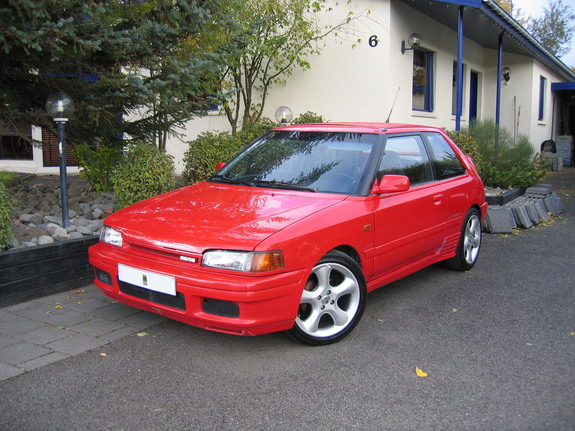 robertdavidsson 1992 Mazda 323 Specs Photos Modification Info at
