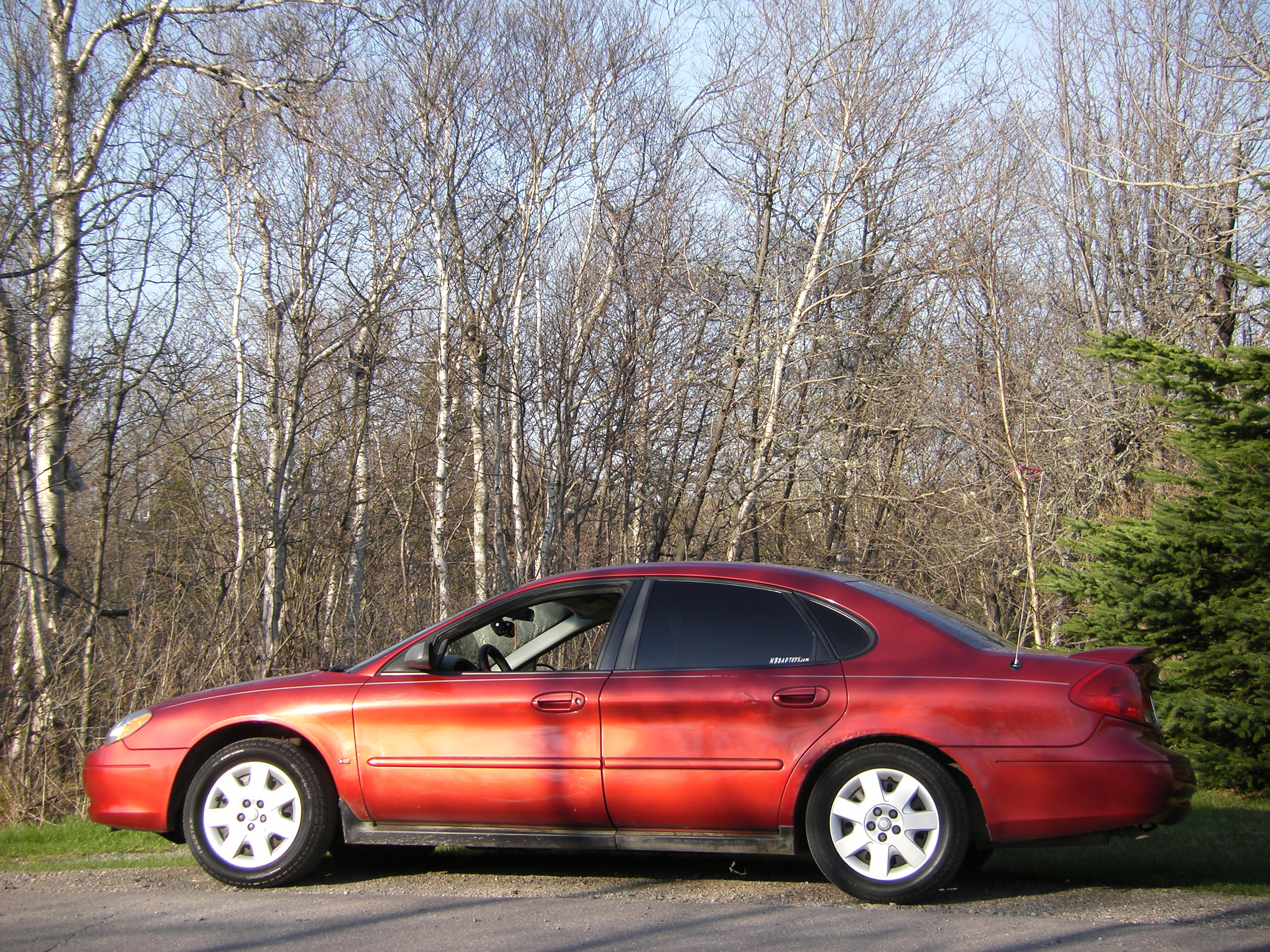 Another rdt320 2000 Ford Taurus post... - 7208892