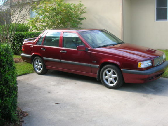 8g5l0t 39 s 1997 volvo 850 in winter springs fl. Black Bedroom Furniture Sets. Home Design Ideas