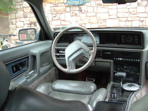 Another lincolnv8 1987 Lincoln Mark VII post... - 7227535