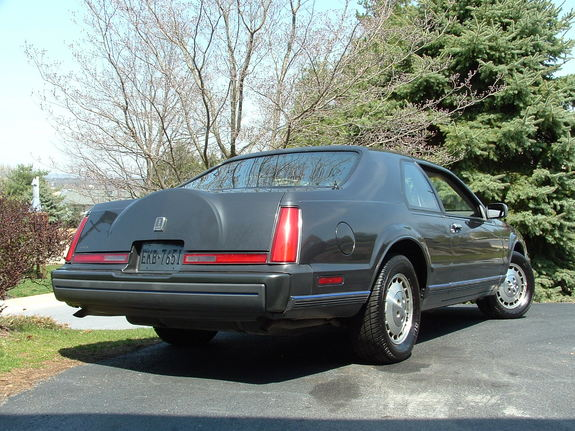 Another lincolnv8 1987 Lincoln Mark VII post... - 7227538