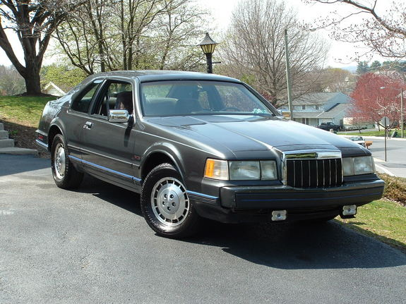 Another lincolnv8 1987 Lincoln Mark VII post... - 7227539