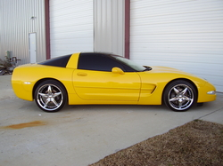 Dereks99SSs 2000 Chevrolet Corvette
