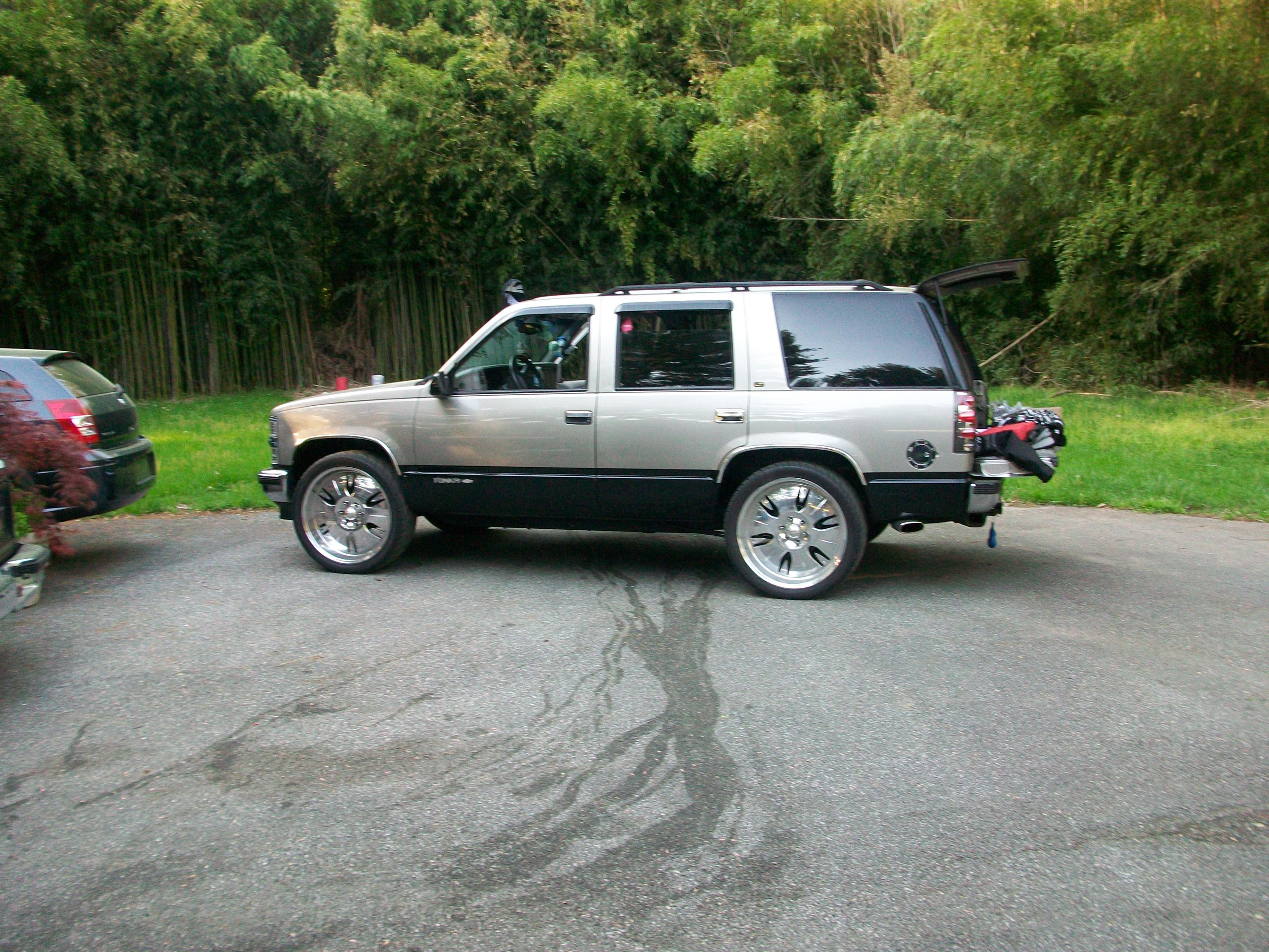 Another zoex2c 1999 Chevrolet Tahoe post... - 7215465