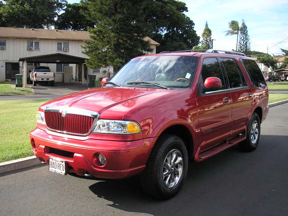 Another verdejor 1998 Lincoln Navigator post... - 7213337