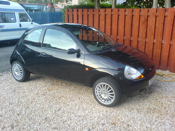 Another d_t_r 2000 Ford Ka post... - 7215606