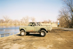ruhland24s 1976 International Scout II