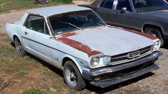Another mustang_65 1965 Ford Mustang post... - 7218674