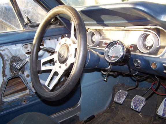 Another mustang_65 1965 Ford Mustang post... - 7218675